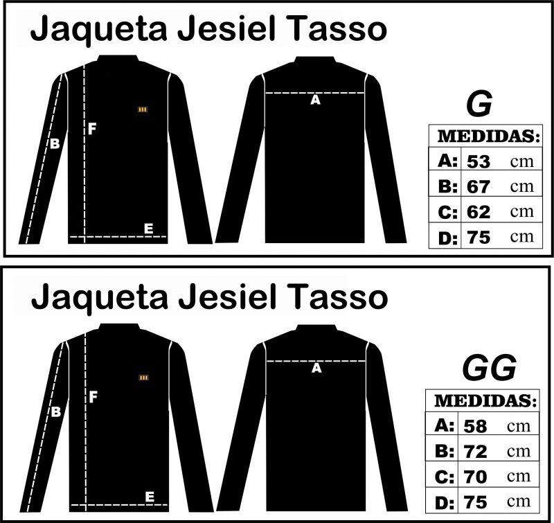 Jaqueta Jesiel Tasso G e GG