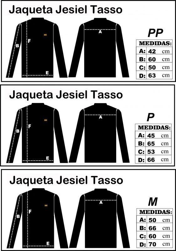 Jaqueta Jesiel Tasso PP, P e M